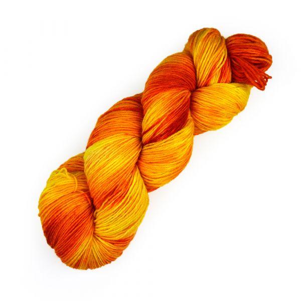 Dancing Fire ∙ Socks Basic 100g/420m