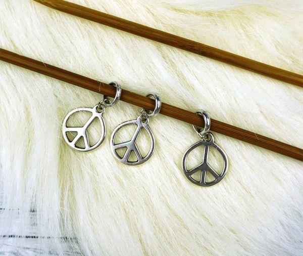 Maschenmarkierer ∙ Peace