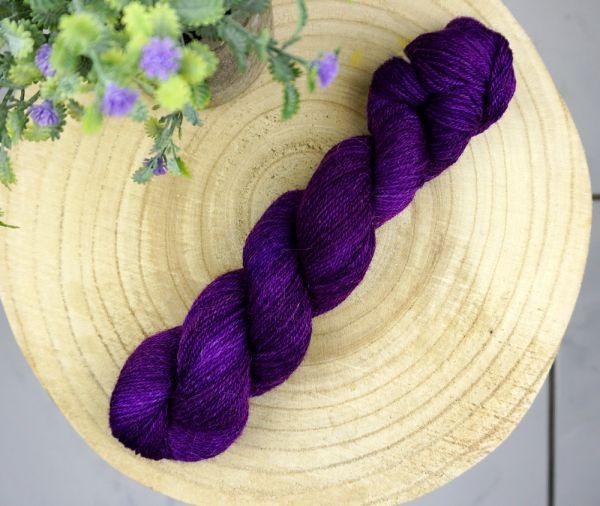 Dark Violet ∙ Alpaca Mix 50g/210m